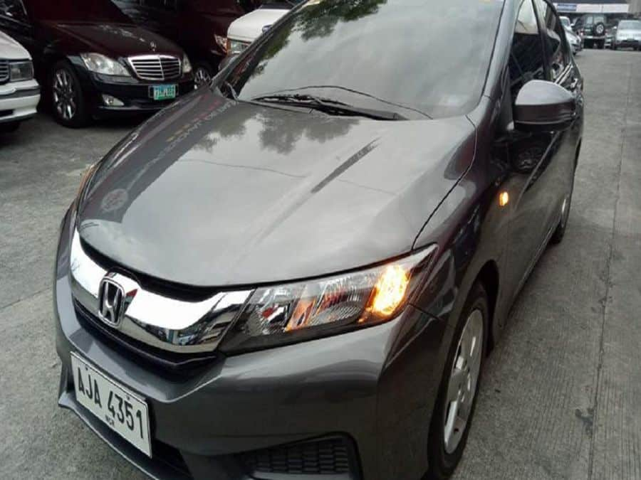 2015 Honda City E - Left View