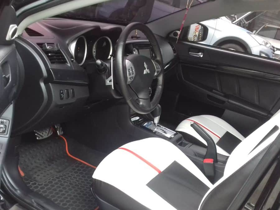 2015 Mitsubishi Lancer Ex - Interior Front View