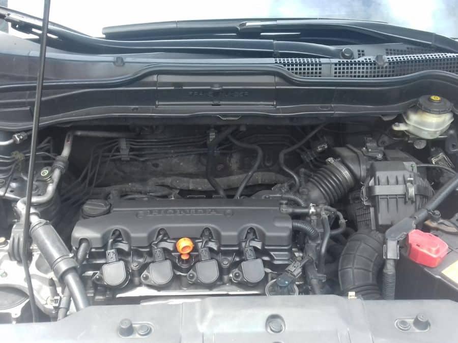 2008 Honda CR-V - Interior Rear View