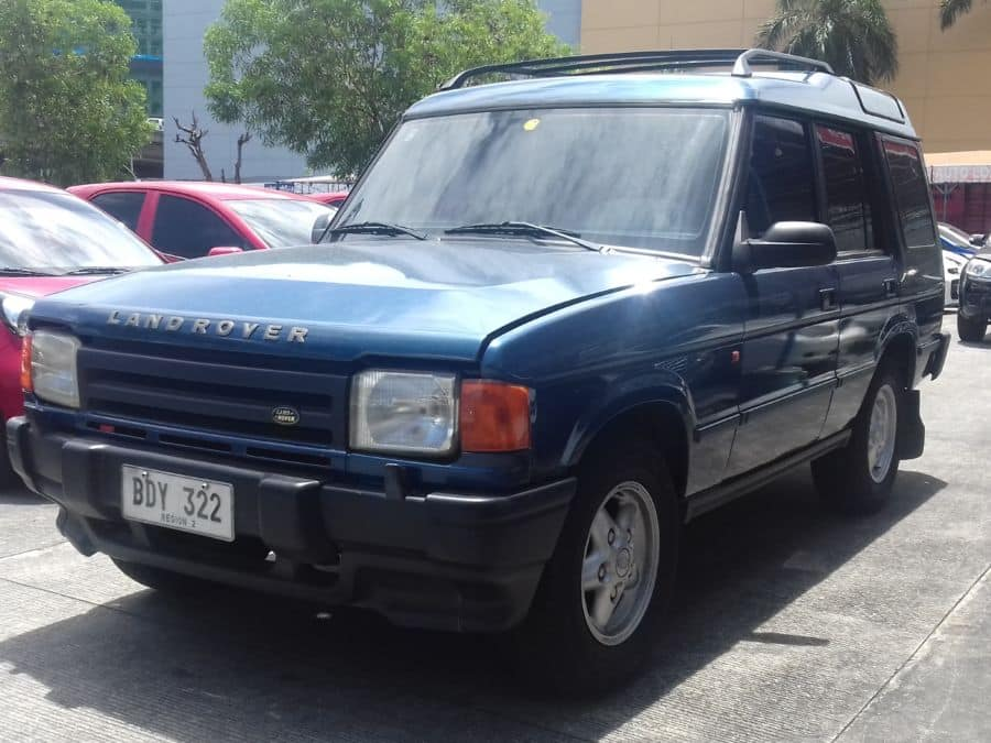 1991 Land Rover Discovery - Left View