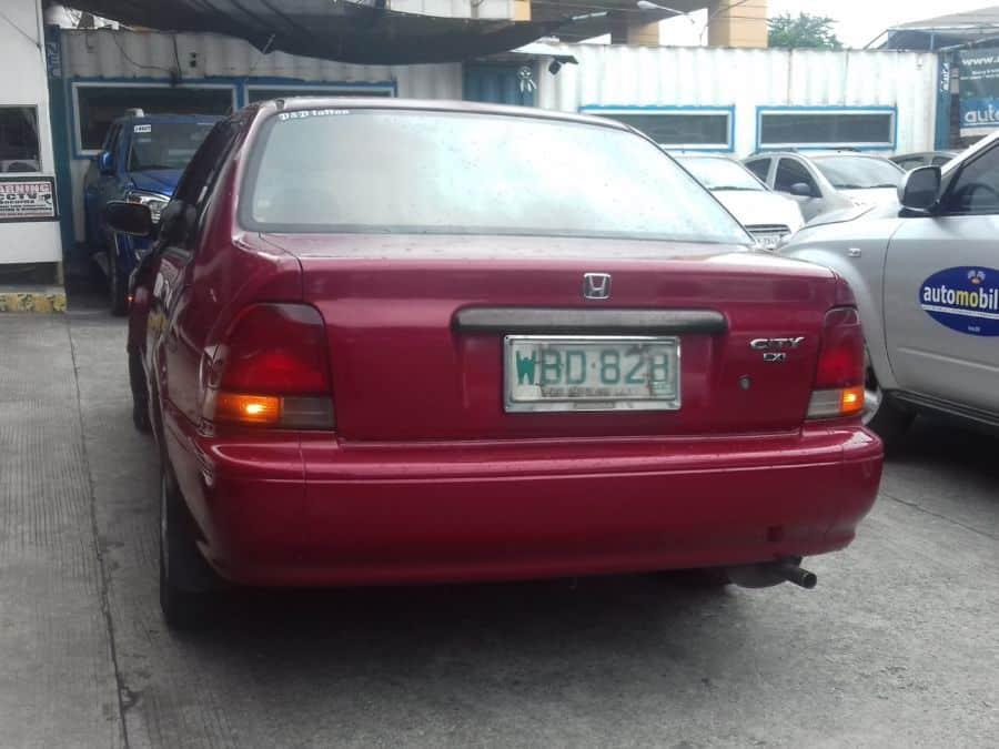 1998 Honda City - Rear View