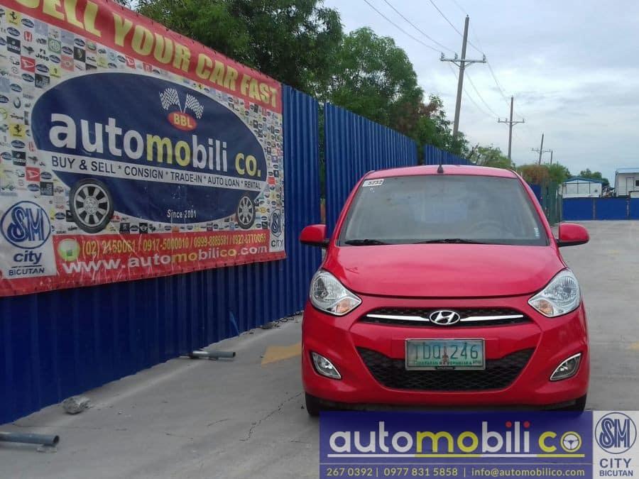2011 Hyundai I10 Automobilico