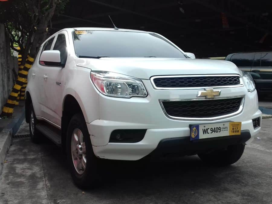 2016 Chevrolet Trailblazer - Right View
