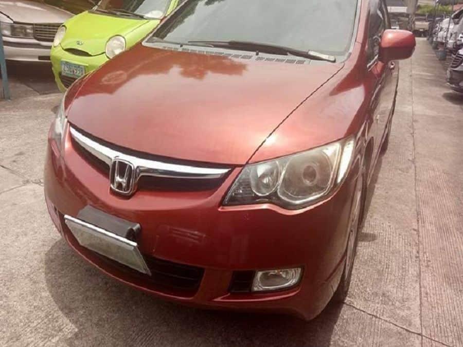 2008 Honda Civic - Front View
