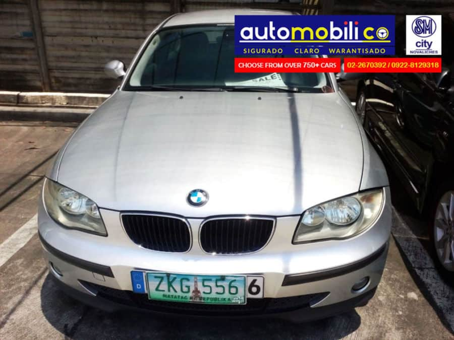 2007 BMW 118i - Front View