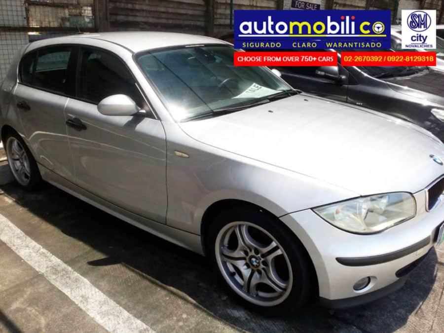 2007 BMW 118i - Left View