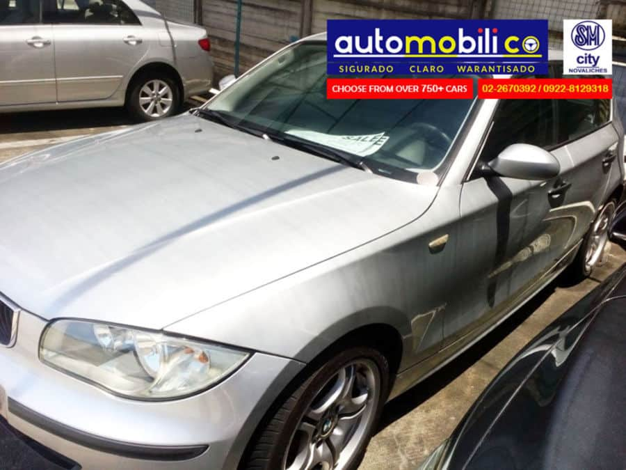 2007 BMW 118i - Right View