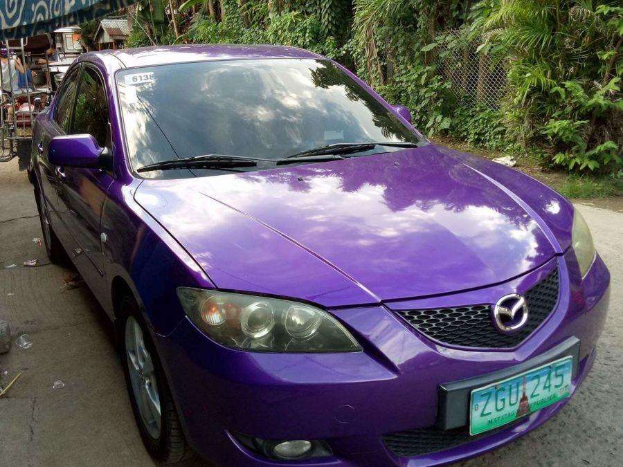2007 Mazda 3 - Registration OR