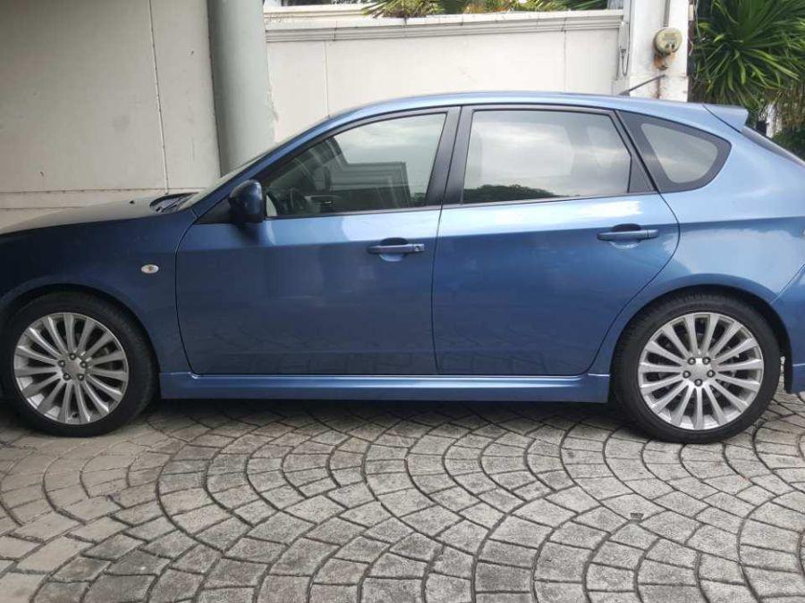 2008 Subaru Impreza - Left View
