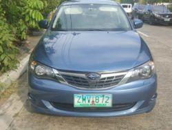 2008 Subaru Impreza - Front View