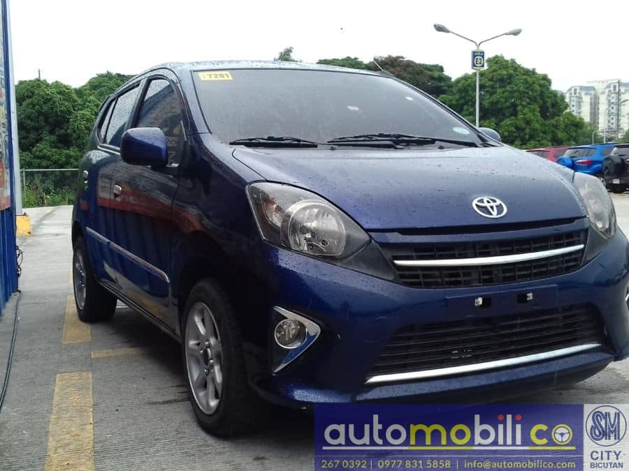 2016 Toyota Wigo - Right View