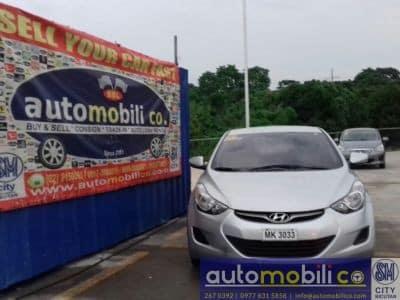 2013 Hyundai Elantra - Front View