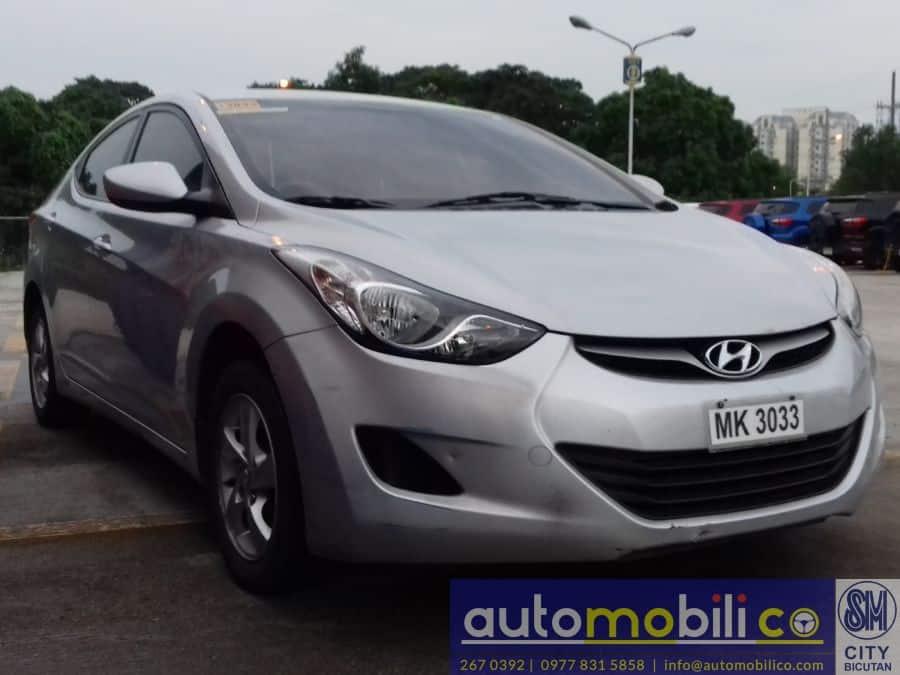2013 Hyundai Elantra - Left View