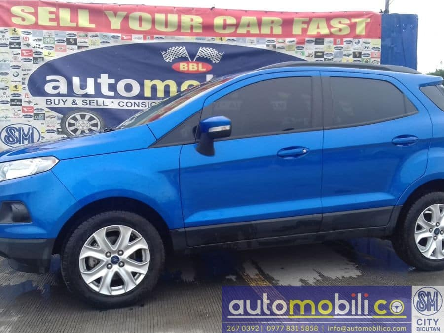 2016 Ford EcoSport - Right View