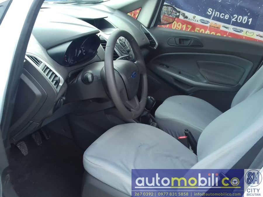 2016 Ford EcoSport - Interior Rear View