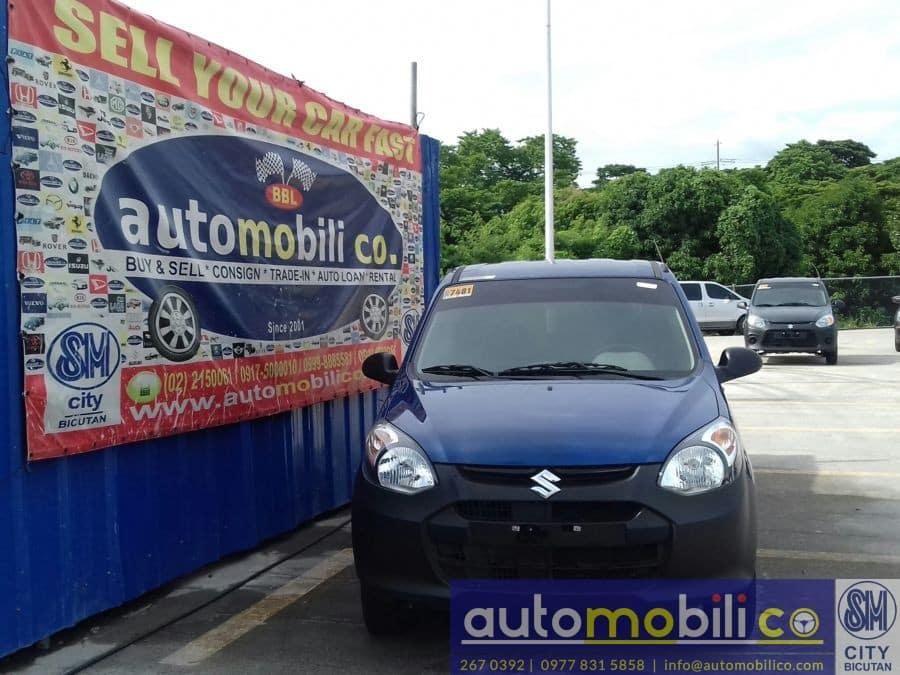 2016 Suzuki Alto - Front View