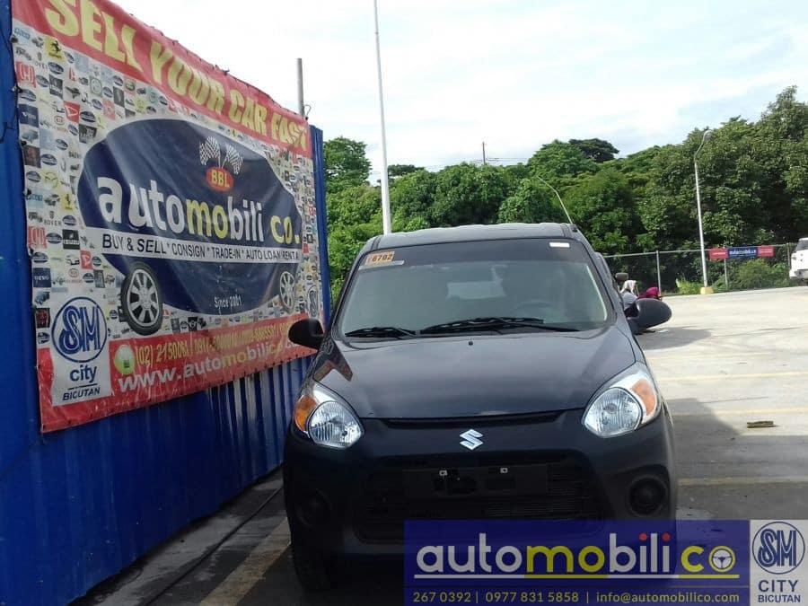 2017 Suzuki Alto - Front View