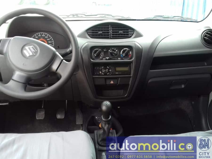 2017 Suzuki Alto - Interior Rear View