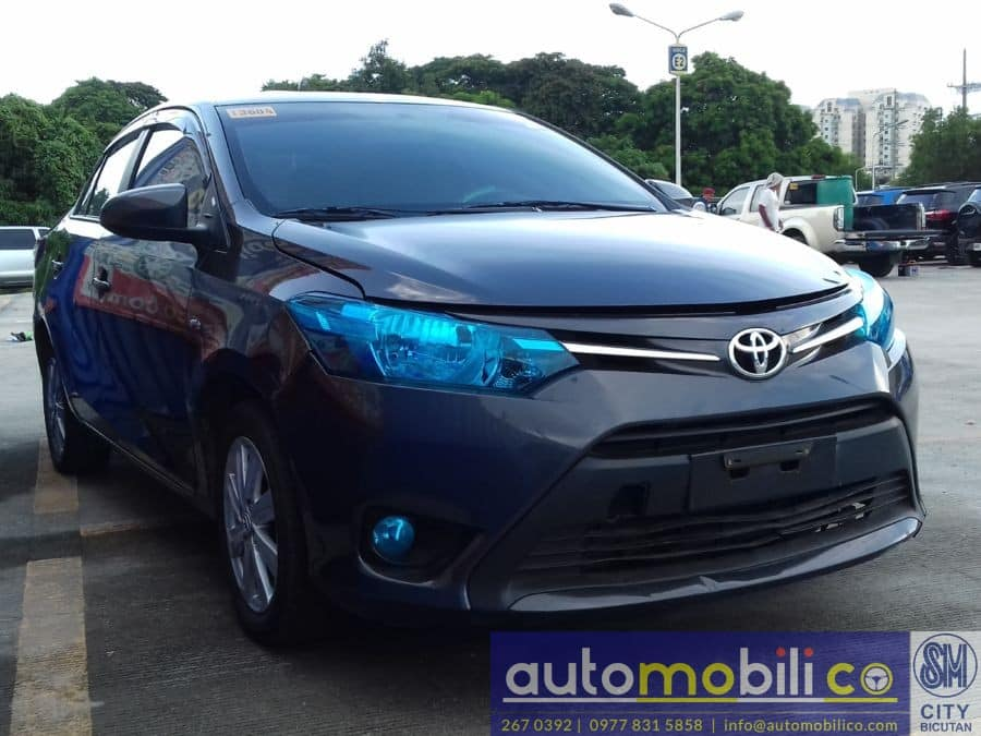 2016 Toyota Vios - Right View