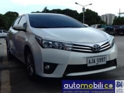 2015 Toyota Corolla Altis - Front View