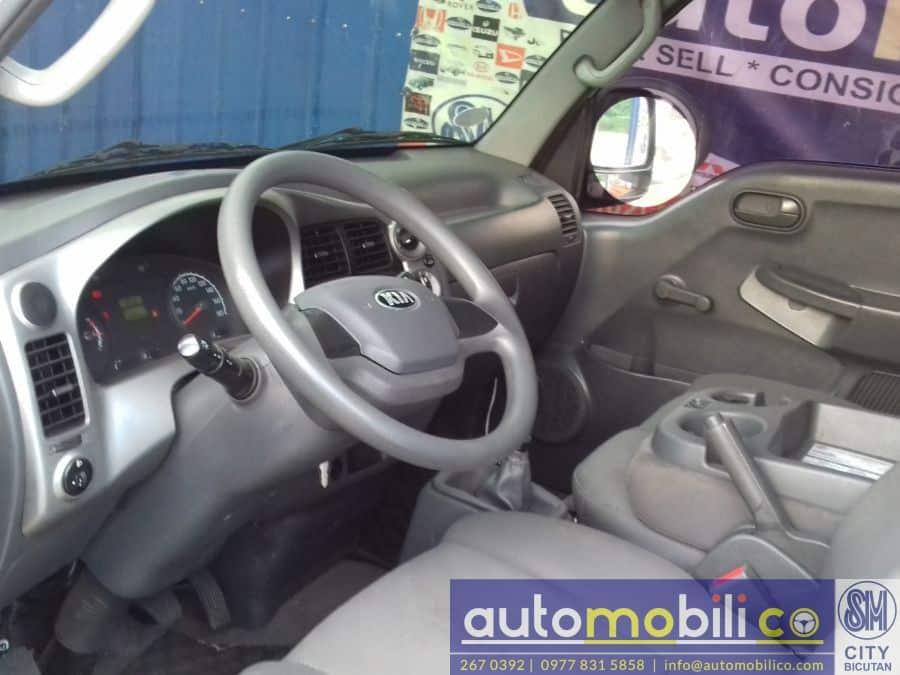 2015 Kia K2700 - Interior Rear View
