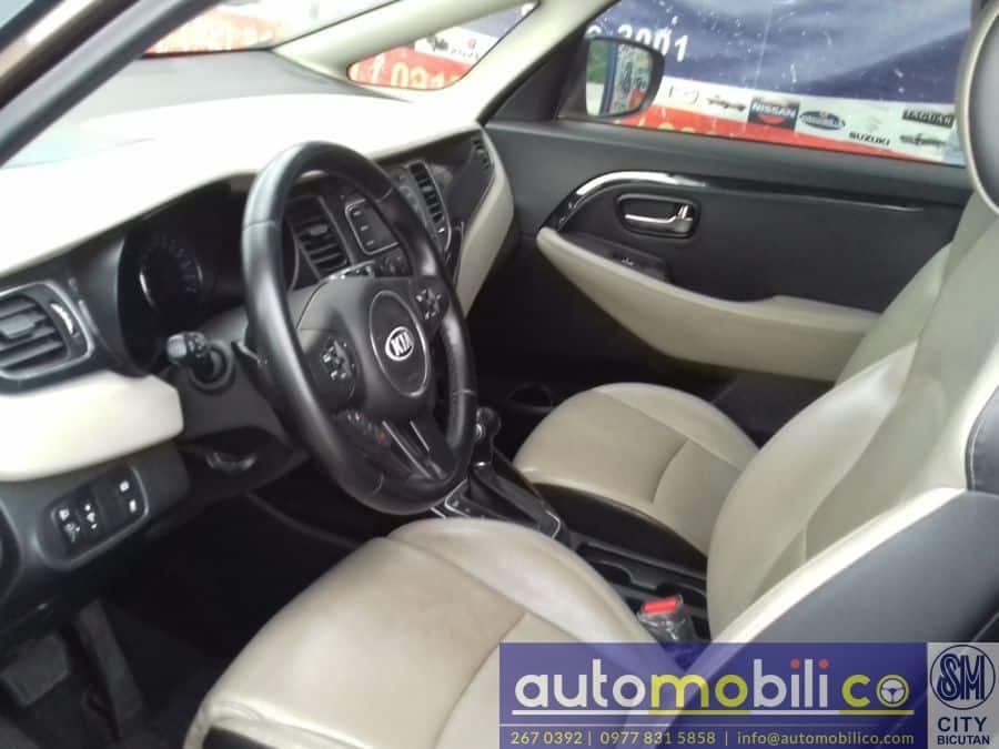 2014 Kia Carens - Interior Rear View