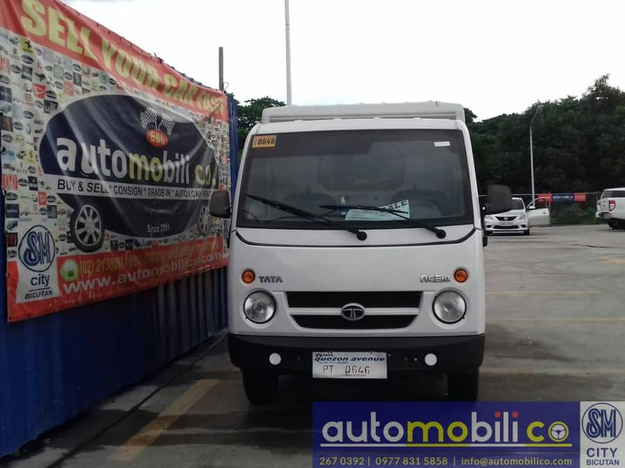 2015 Tata Ace - Front View