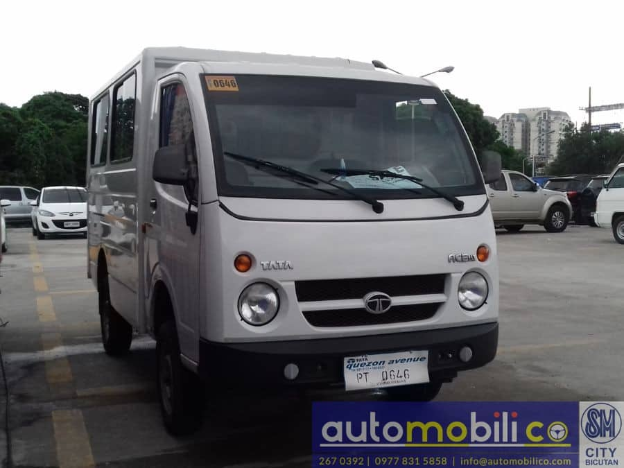 2015 Tata Ace - Left View