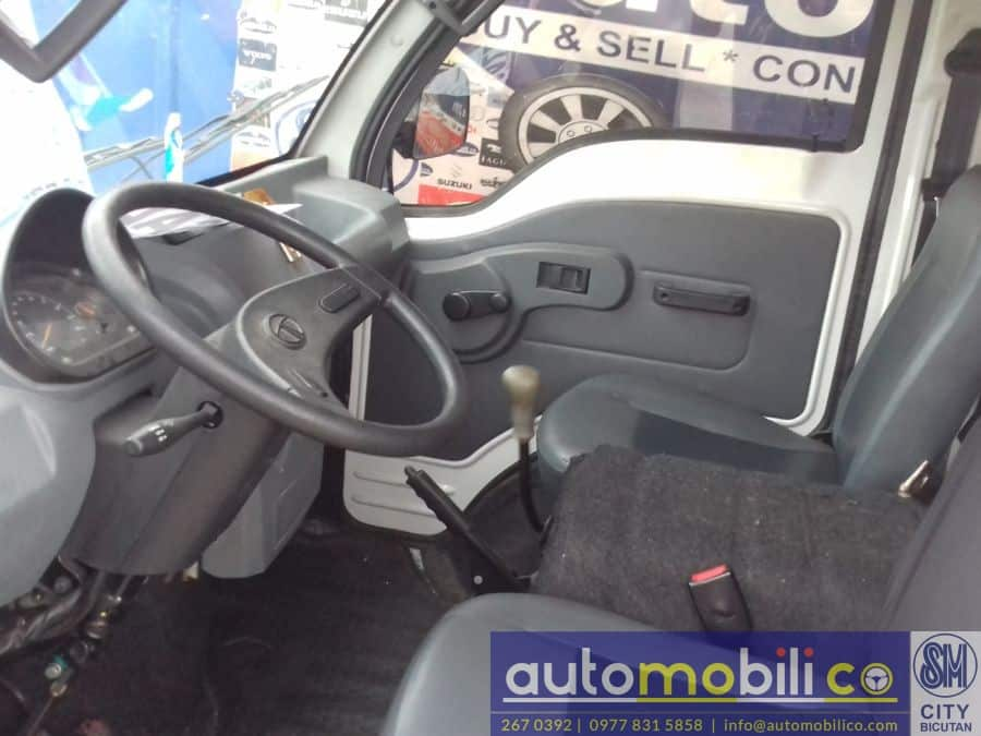 2015 Tata Ace - Interior Rear View