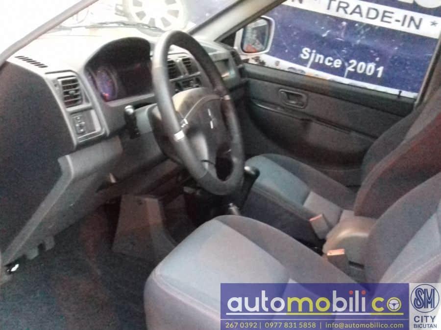 2016 Mitsubishi Adventure - Interior Rear View