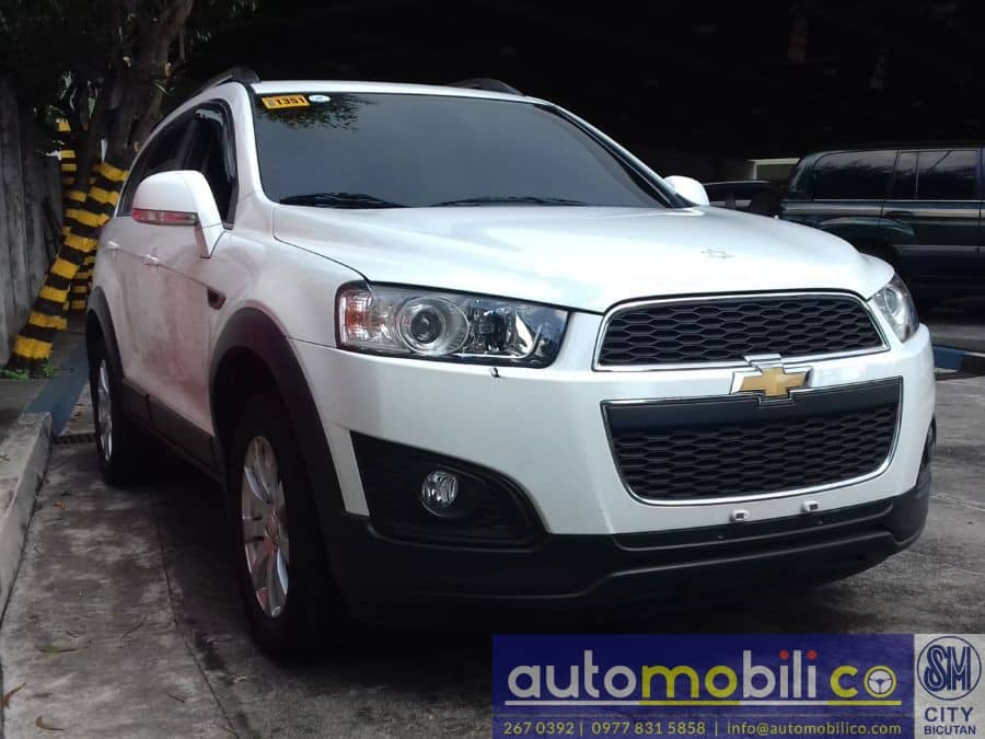 2016 Chevrolet Captiva - Right View