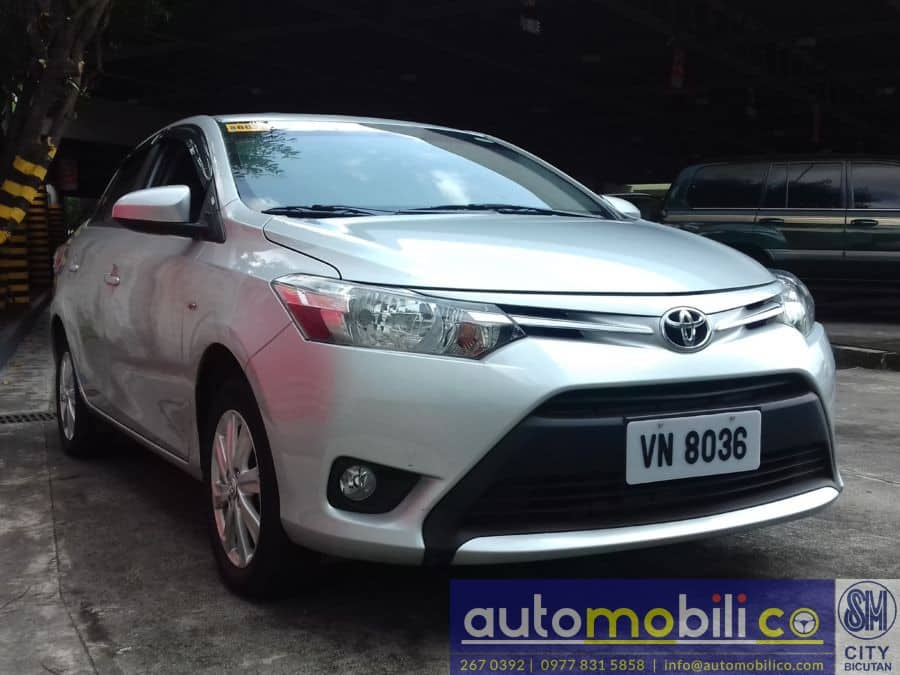 2017 Toyota Vios - Right View