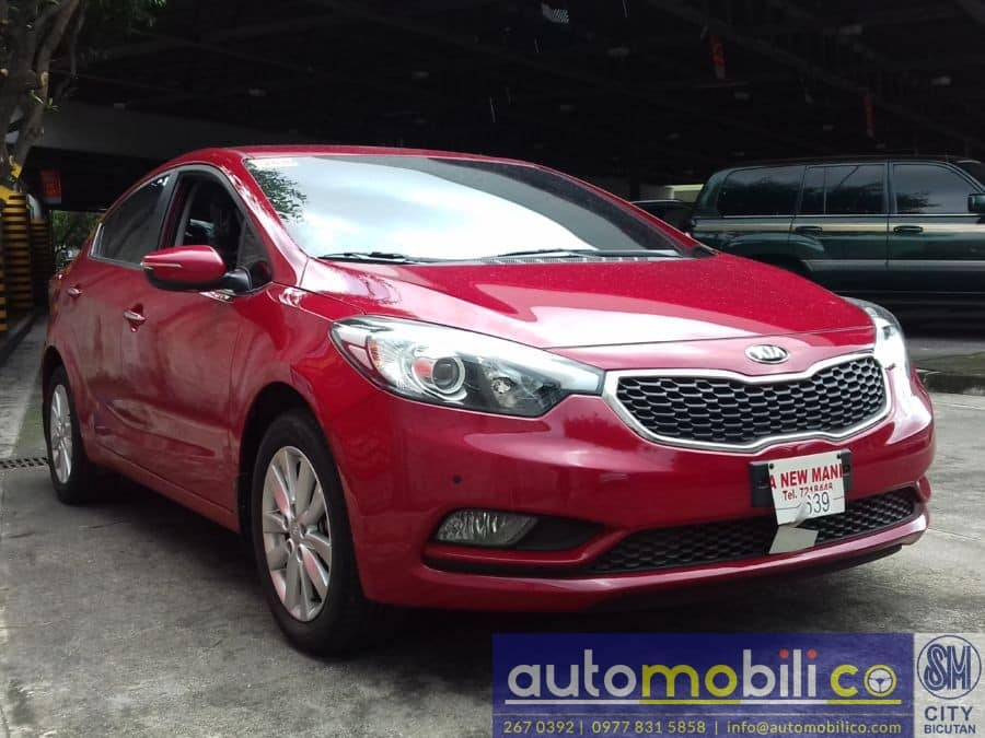 2016 Kia Forte - Right View