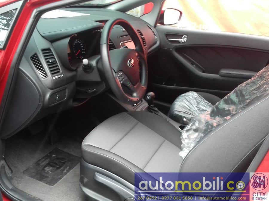2016 Kia Forte - Interior Front View