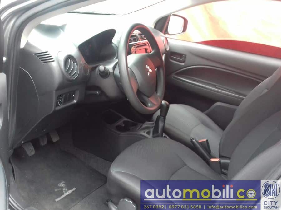 2016 Mitsubishi Mirage G4 - Interior Front View