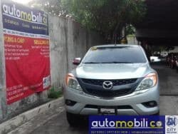 2016 Mazda BT-50 - Front View