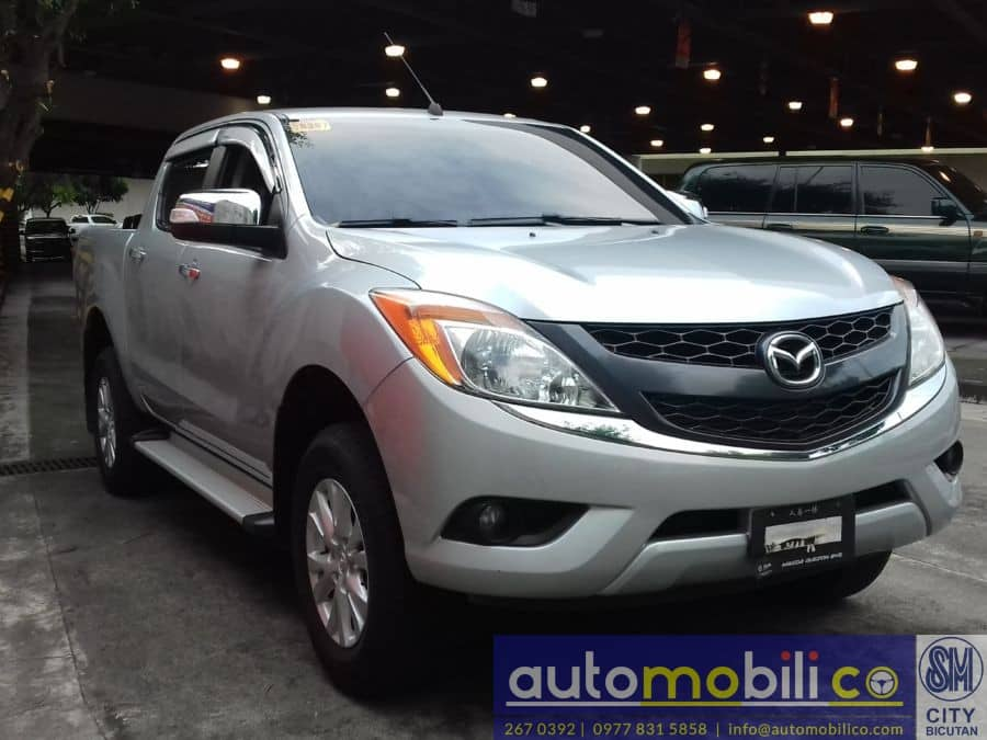 2016 Mazda BT-50 - Right View