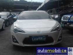 2013 Toyota 86 - Front View