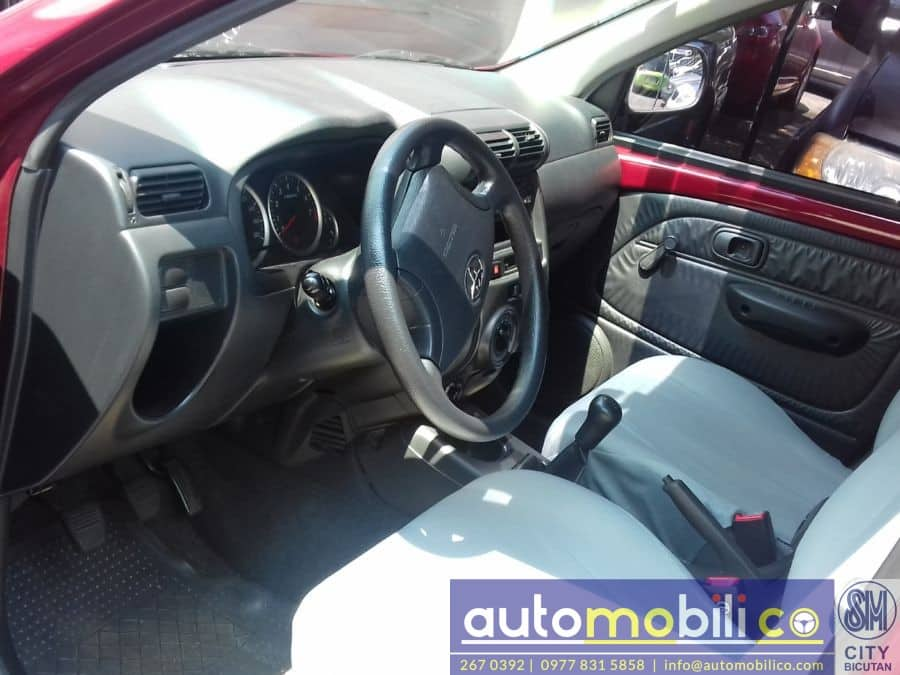 2008 Toyota Avanza - Interior Front View