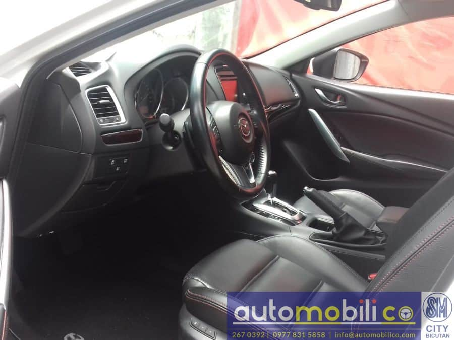 2013 Mazda 6 - Interior Front View