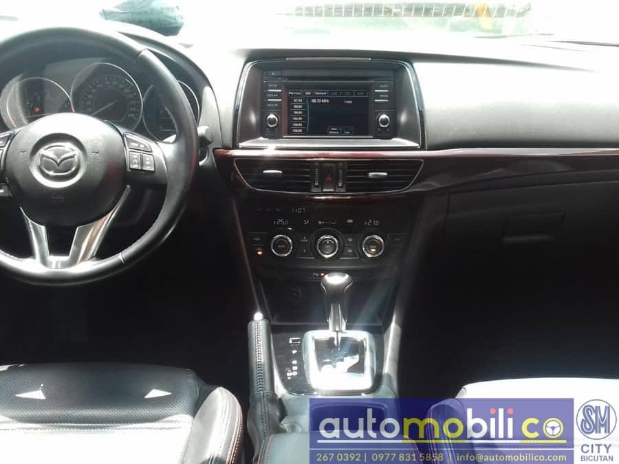 2013 Mazda 6 - Interior Rear View