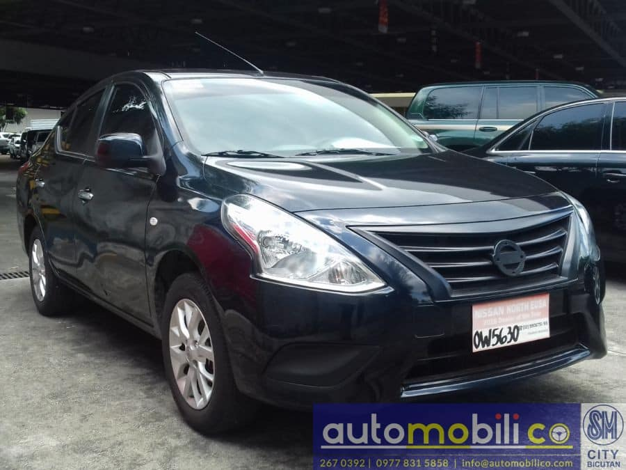 2016 Nissan Almera - Right View