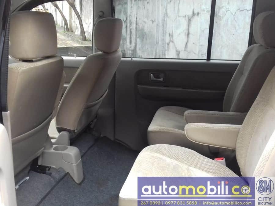 2017 Suzuki APV - Interior Front View