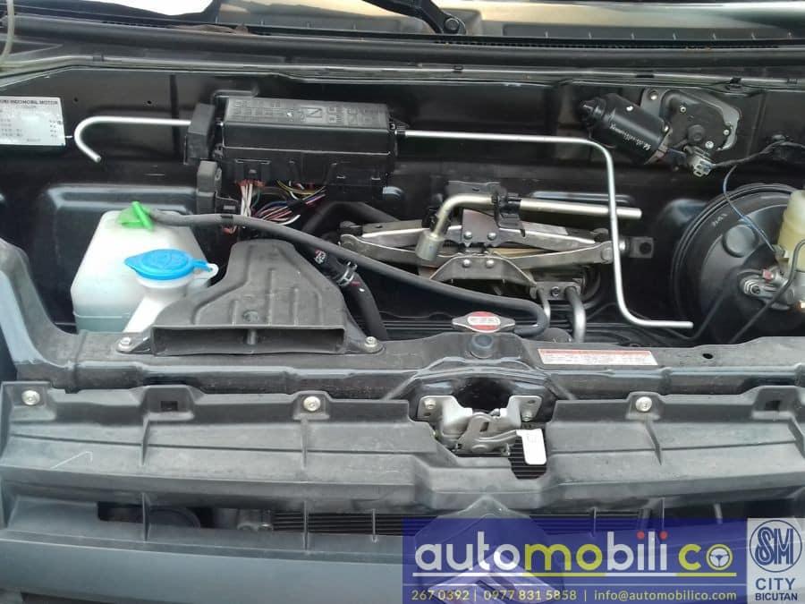 2017 Suzuki APV - Interior Rear View