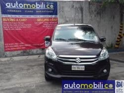 2016 Suzuki Ertiga - Front View
