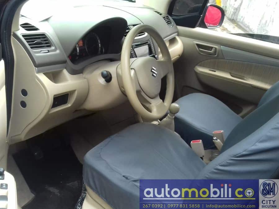 2016 Suzuki Ertiga - Interior Front View