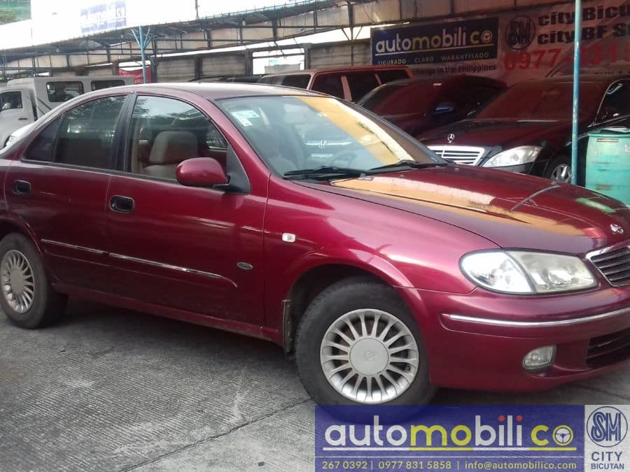 2003 Nissan Exalta - Right View