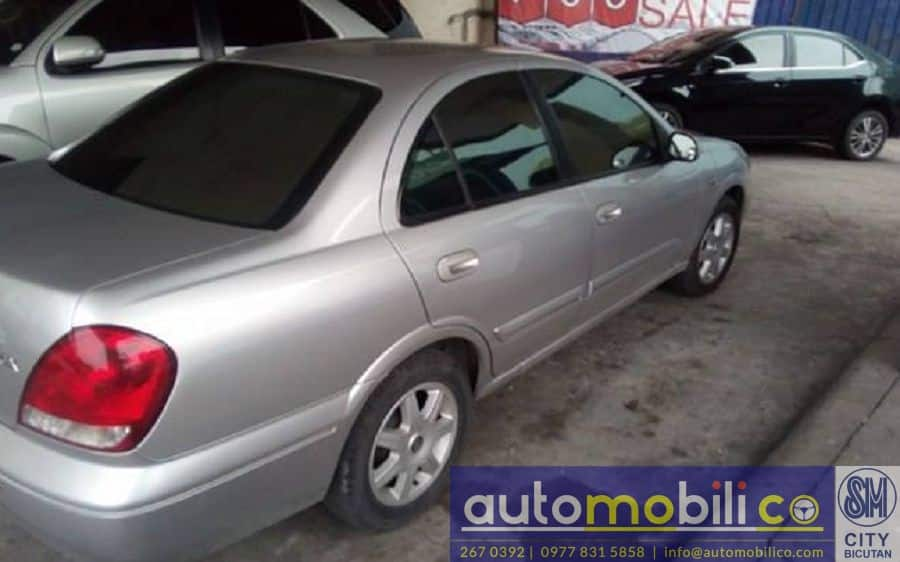 2004 Nissan Sentra - Right View
