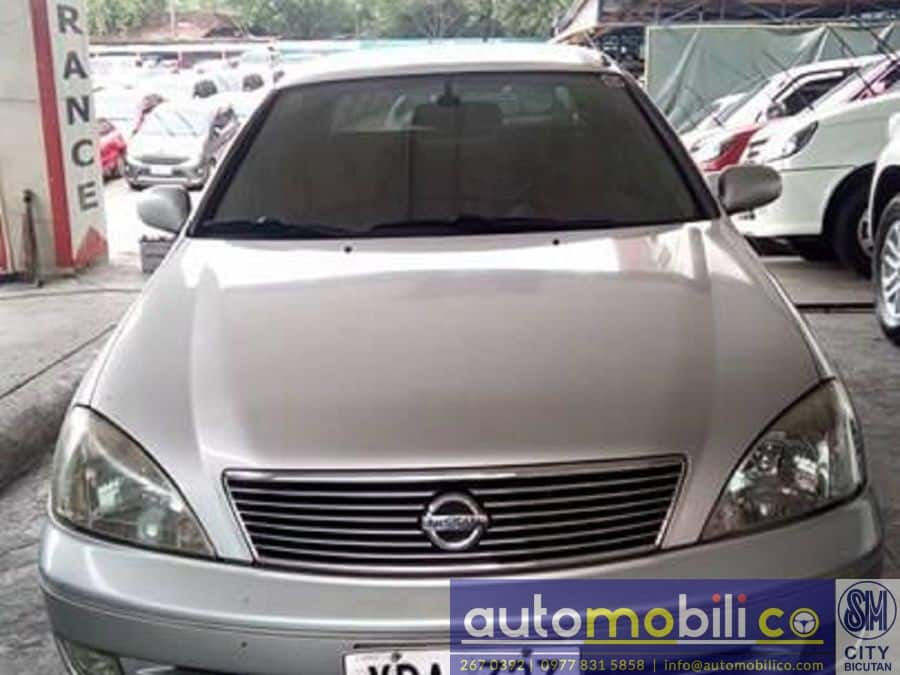 2004 Nissan Sentra - Front View