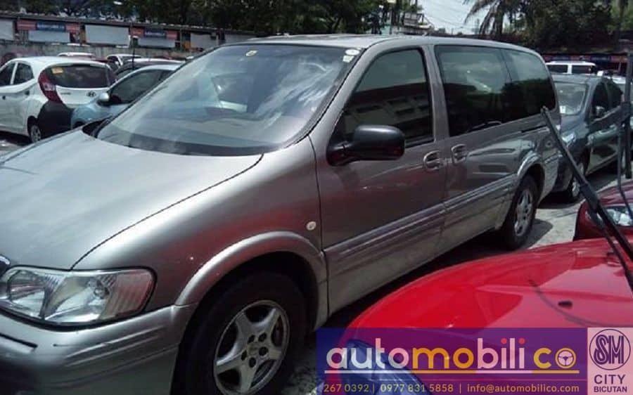 2003 Chevrolet Venture - Left View